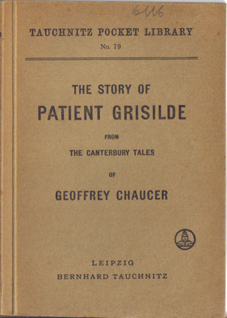I79  The story of Patient Grisilde