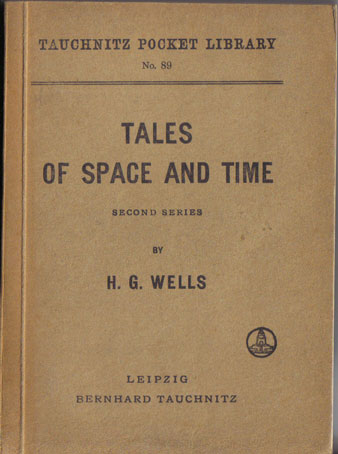 I89  Tales of Space and Time.  Second Series.