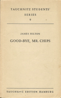 Q9 Goodbye, Mr. Chips